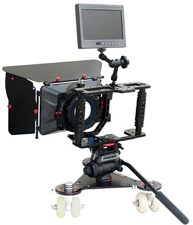 ขายชุดริก เคจ Filmcity Fort Cage สำหรับกล้อง DSLR ราคา 6500 บาท